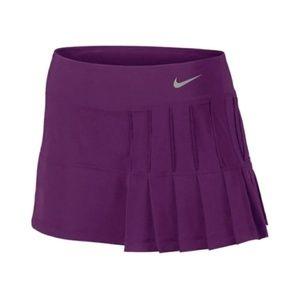 Nike Dri-Fit Pintuck Pleated Tennis Skort Size L